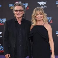 Kurt Russel and Goldie Hawn at world premiere of 'Guardians of the Galaxy Vol. 2'