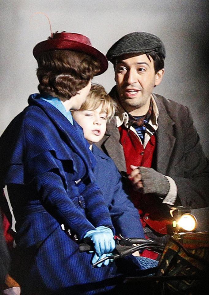 Mary Poppins Returns, fotograma 6 de 12