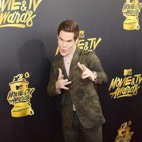 Adam DeVine in the MTV Movie & TV Awards 2017