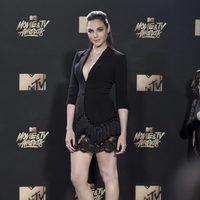 Gal Gadot during the MTV Movie & TV Awards 2017