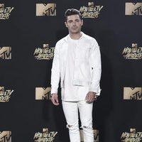 Zac Efron during the 2017 MTV Movie & TV Awards