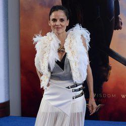 Elena Anaya at the 'Wonder Woman' premiere