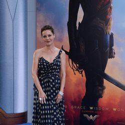 Connie Nielsen at the 'Wonder Woman' premiere