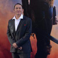 Eugene Brave Rock  at the 'Wonder Woman' premiere