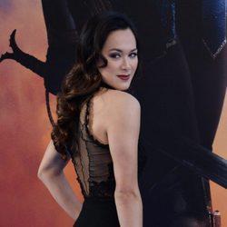 Samantha Jo  at the 'Wonder Woman' premiere