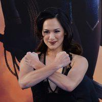 Samantha Jo  at the 'Wonder Woman' premiere #2