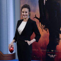Lynda Carter at the 'Wonder Woman' premiere #2
