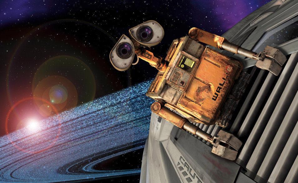WALL-E, fotograma 1 de 21