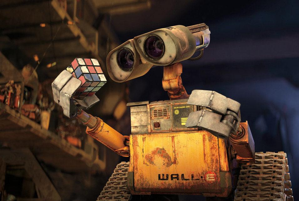 WALL-E, fotograma 2 de 21
