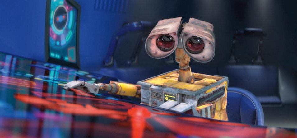 WALL-E, fotograma 3 de 21