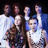 'The Stranger Things' guys appear in Comic-Con
