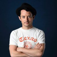 Elijah Wood poses for a portrait in the Comic-Con 2017