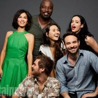 'The defenders' casting at Comic-Con