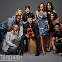 'Inhumans' casting at Comic-Con
