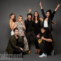 'The 100' casting at Comic-Con