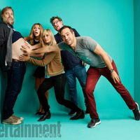'Rick and Morty' casting at Comic-Con