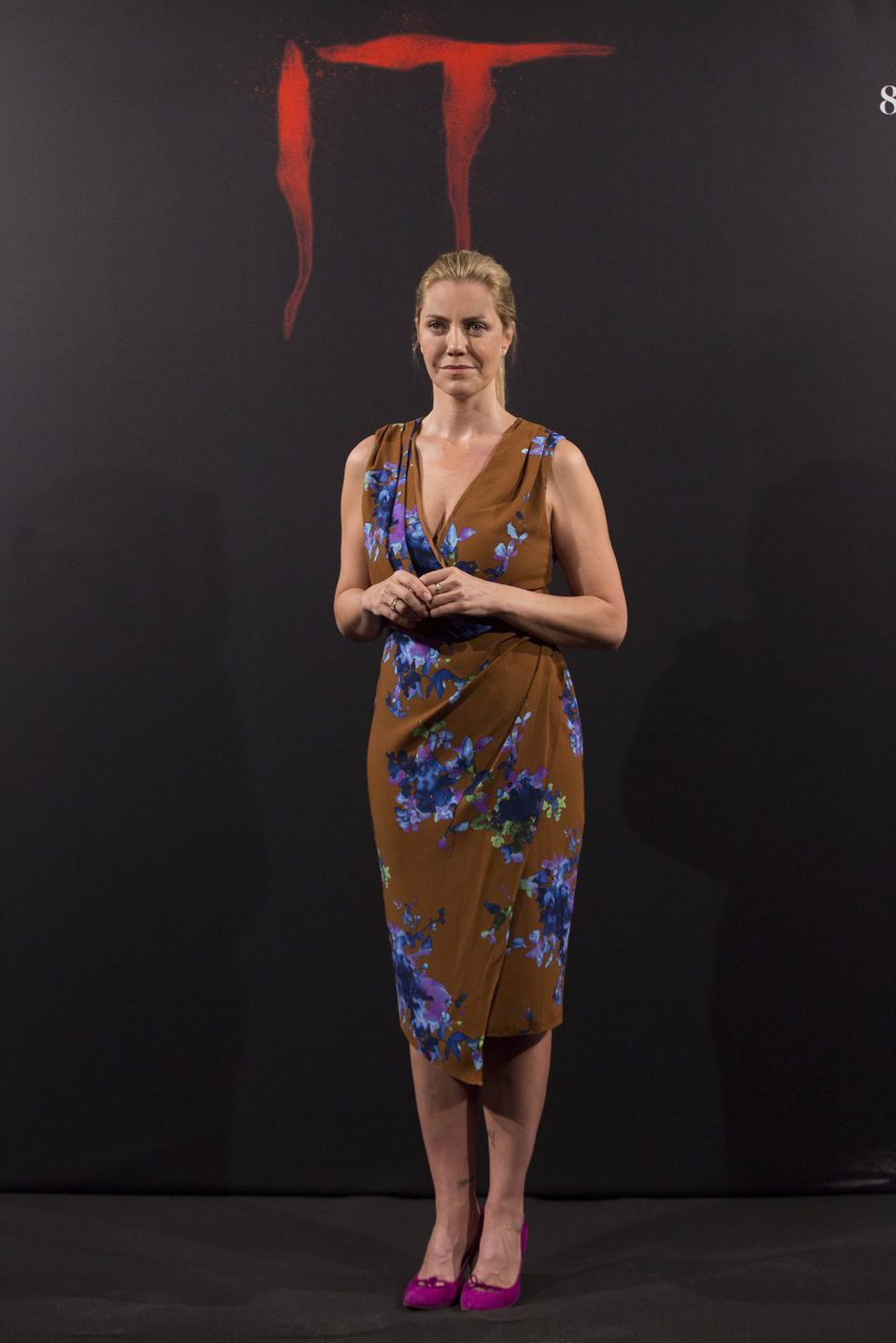 Barbara Muschietti at 'It' presentation in Madrid