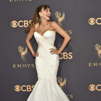 Sofia Vergara at the Emmys 2017 red carpet