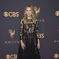 Michelle Pfeiffer at the Emmys 2017 red carpet