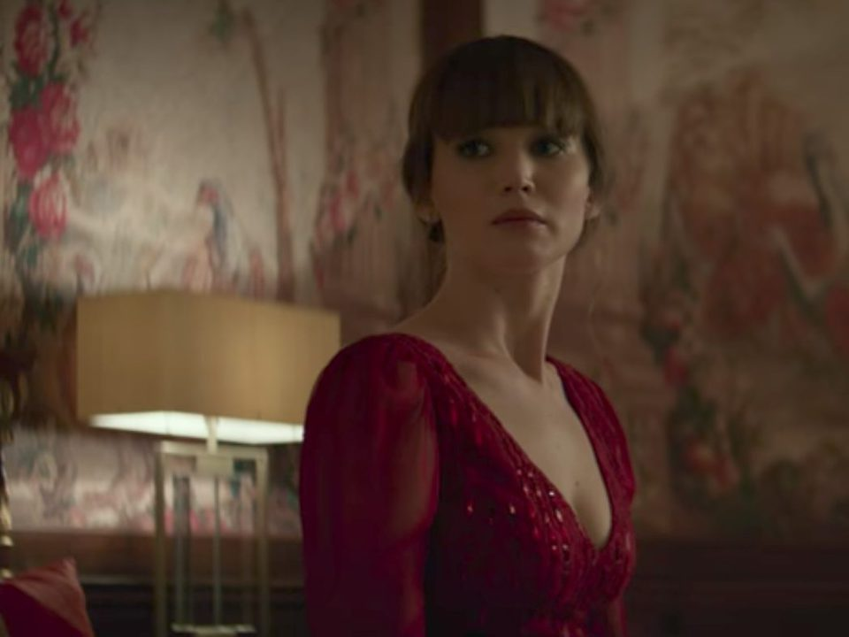 Red Sparrow, fotograma 3 de 20