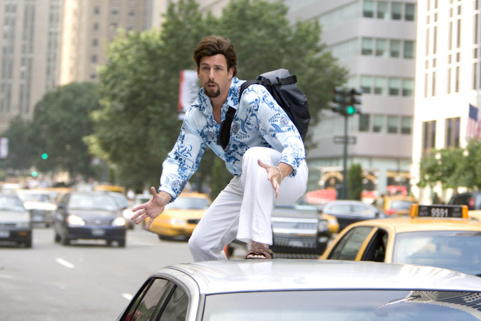 You Don't Mess with the Zohan, fotograma 3 de 29