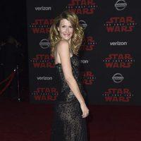 Laura Dern at the Star Wars: The Last Jedi premiere