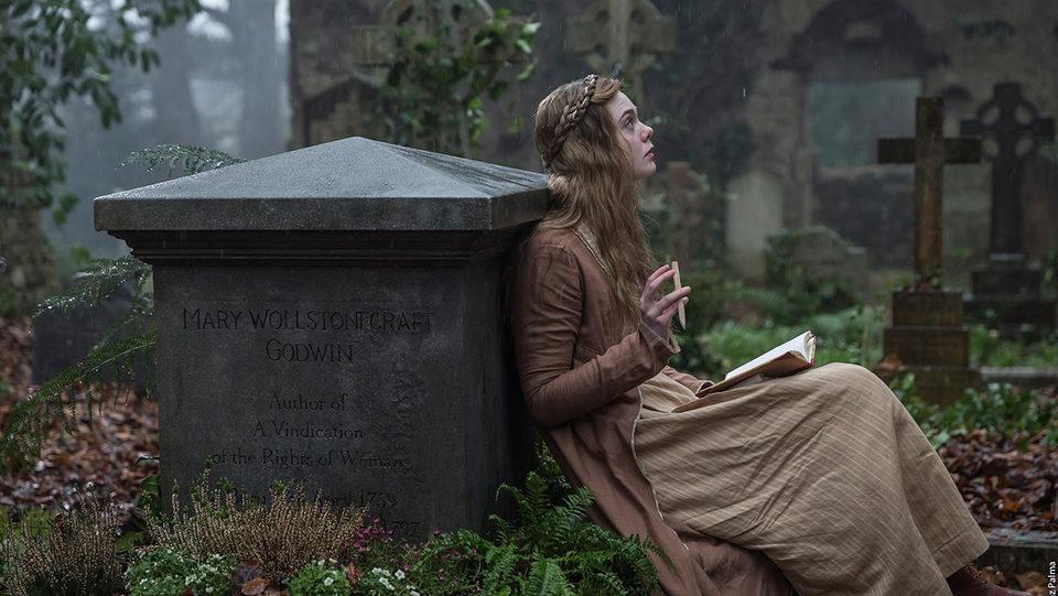 Mary Shelley, fotograma 2 de 10