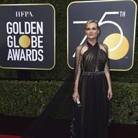 Diane Kruger at the red carpet of the Golden Globes 2018