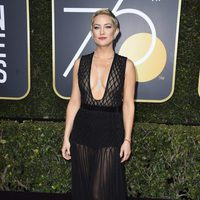 Kate Hudson at the Golden Globe's red carpet 2018
