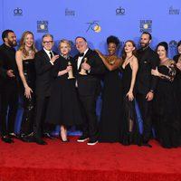 'The Handmaid's Tale' wins best Tv drama Golden Globe 2018