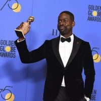 Sterling K. Brown wins Best Actor in a Tv Drama Golden Globe 2018