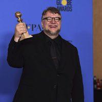 Guillerno del Toro Golden Globe winner best director