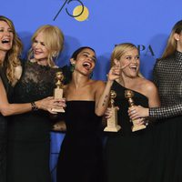 Big Little Lies Golden Globe winner best serie (drama)