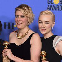 Lady bird Golden Globe winner best picture (comedia)