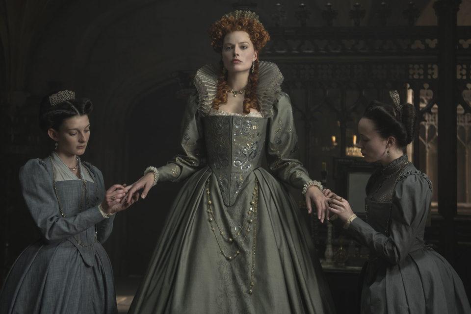 Mary Queen of Scots, fotograma 2 de 20