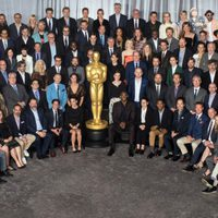 Group photo Oscar Nominees Luncheon 2018