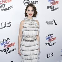 Alison Brie at the Spirit Awards 2018