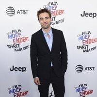Robert Pattinson at the Spirit Awards 2018