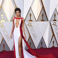 Blanca Blanco at the red carpet of the Oscars 2018
