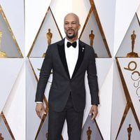 Common at the Oscars 2018 red carpet