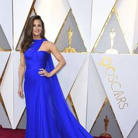 Jennifer Garner at the red carpet of the Oscars