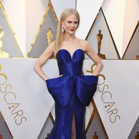 Nicole Kidman at the Oscar 2018 red carpet