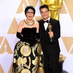 Sebastian Lelio, winner of Best Foreign Language Film Oscar for 'A Fantastic Woman'