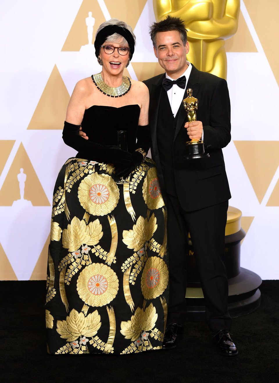 Sebastian Lelio, winner of Best Foreign Language Film Oscar for 'A Fantastic Woman'