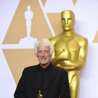 Roger Deakins, winner of the Best Cinematography Oscar for 'Blade Runner 2049'