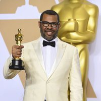 Jordan Peele, winner of the best original screenplay Oscar for 'Get Out'