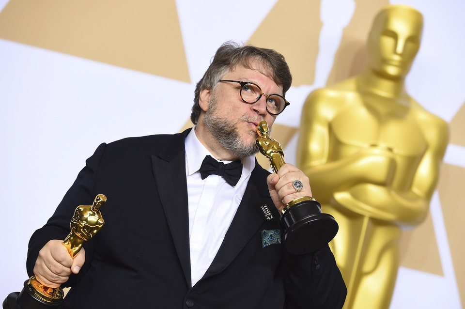 Guillermo del Toro, Oscar winner for Best Picture and Best Directing for 'The Shape of Water'