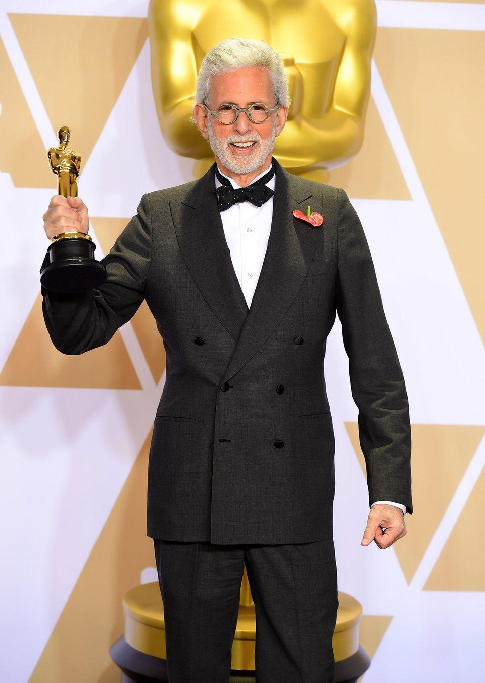 Frank Stiefel, Oscar winner for Best Documentary Short Subject for 'Traffic Jam on the 405'