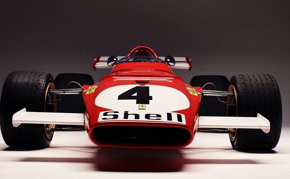 Ferrari 312B: Where the revolution begins, fotograma 6 de 9