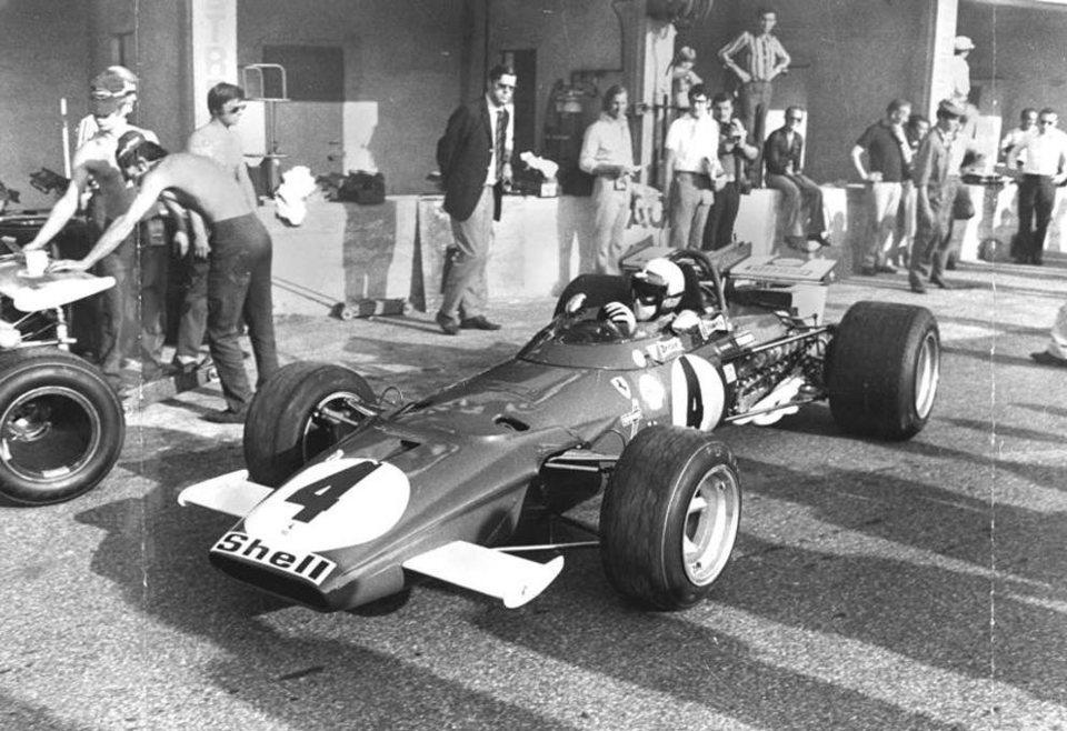 Ferrari 312B: Where the revolution begins, fotograma 1 de 9